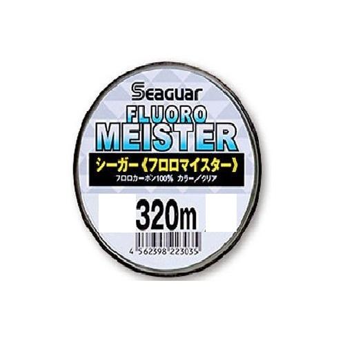 Hilo de pesca Seaguar Fluorocarbono Meister 320mts