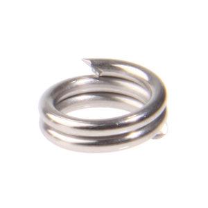 "Asari anillas de acero inoxidable 3,5"""