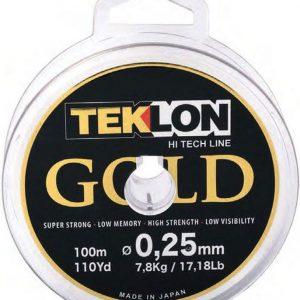 Grauvell Teklon Gold Monofilamento Hilo de pesca