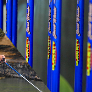 Duckett Fishing Jacob Wheeler 7'2 Medium Heavy Fast Casting