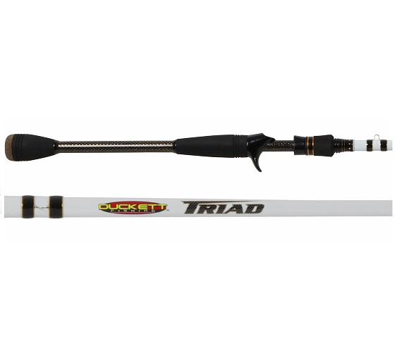Duckett Fishing Triad Castint 7'0″ Medium Heavy Fast