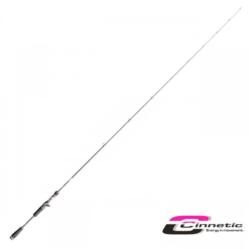 Cinnetic Cinergy Bass Game Casting Heavy 7.0″